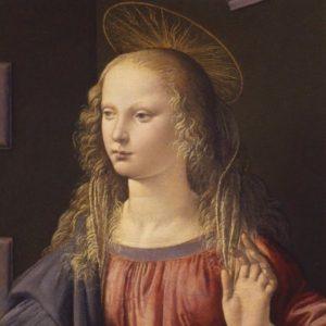 Leonardo Da Vinci - Annunciazione - Galleria Uffizi - FI