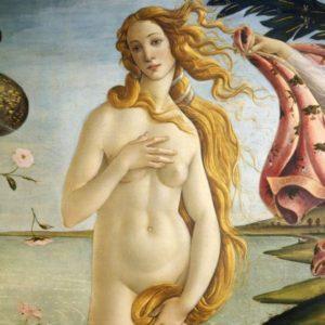 Sandro Botticelli - Nascita di Venere - Galleria Uffizi - FI