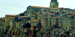 Tuscany - Pitigliano