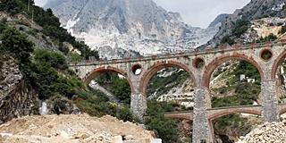 Tuscany - Cave di marmo - Carrara