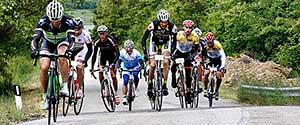 Toscana paradisi per i ciclisti