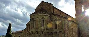 Toscana chiese e abbazie