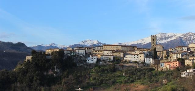 Garfagnana - Barga - zone in Toscana - Tuscany - Italy