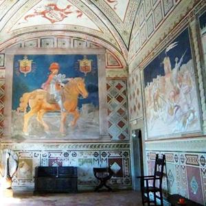 Castello Malaspina salone