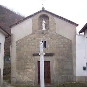 Chiesa di San Giovanni Battista a Dobbiana