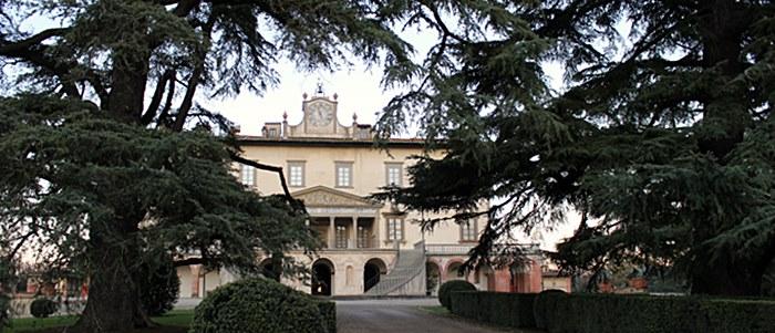 Poggio a Caiano - Villa Medicea