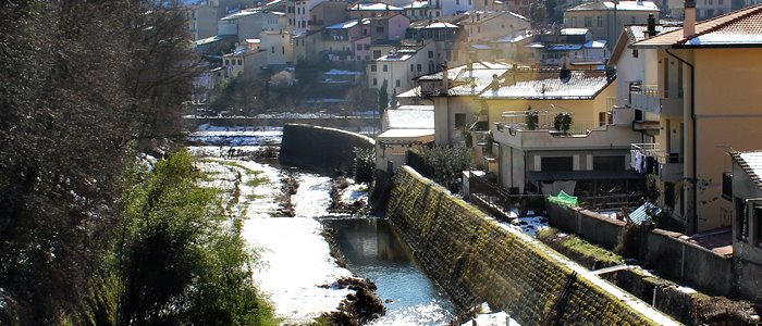 Vernio - fiume