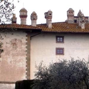 Villa di Cento Camini 11