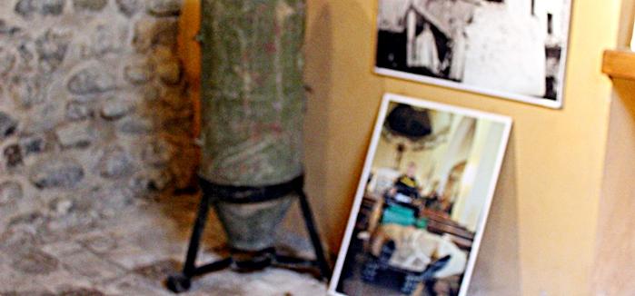 aulla - museo pellegrino bomba
