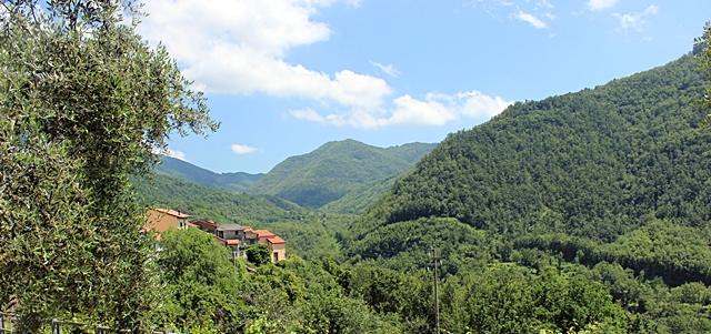 Bagnone - Borgo Corvarola
