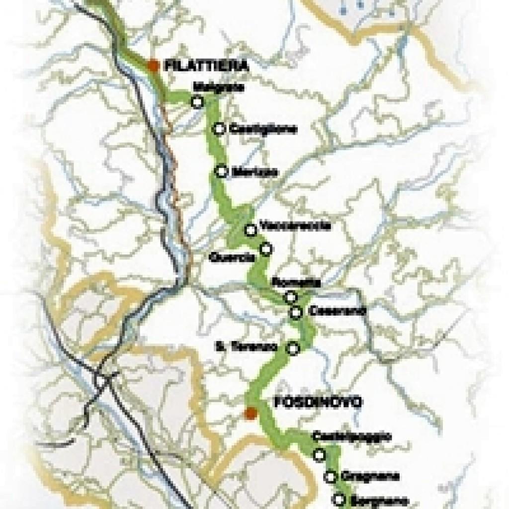 Strada del vino di Candia e Lunigiana