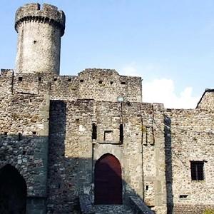 Borgo - Castello di Malgrate