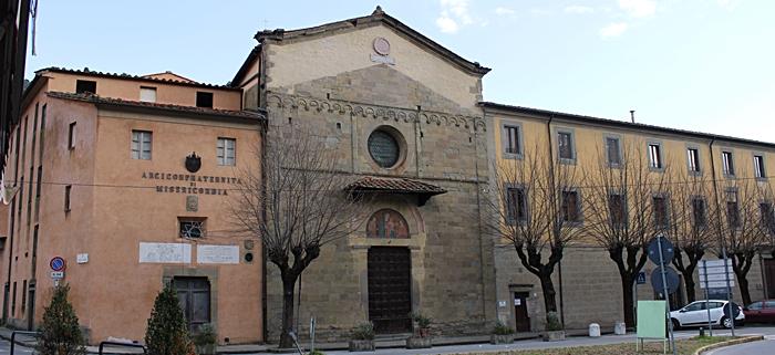 Chiesa di San Francesco - Pescia
