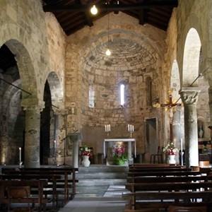 Pieve di Sant'andrea a Montedivalli