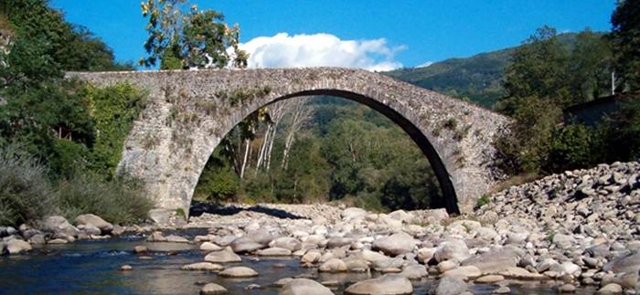 Ponte di Castruccio - Piteglio