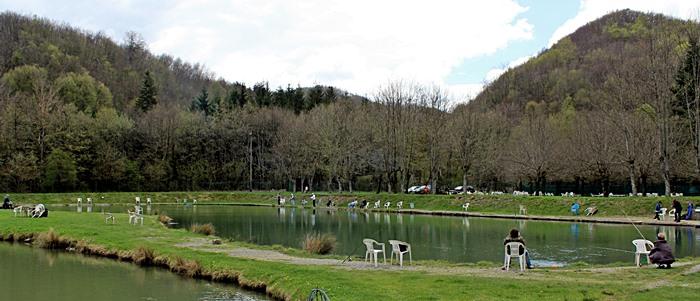 San Marcello Pistoiese - Pesca sportiva