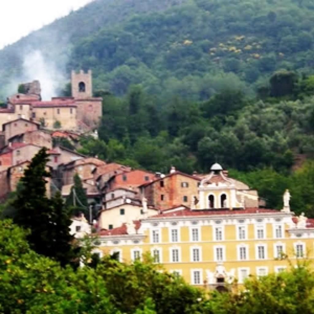 Collodi borgo - Villa Garzone
