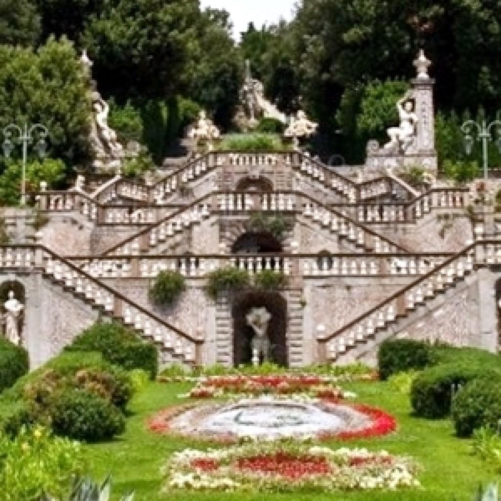 Giardino Villa Garzoni