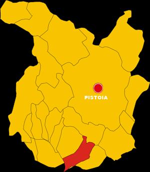 larciano map