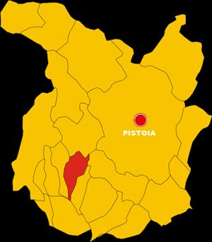 montecatini terme map