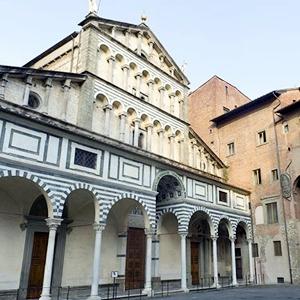 Cattedrale di San Zeno - Pistoia