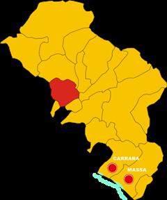 tresana mappa