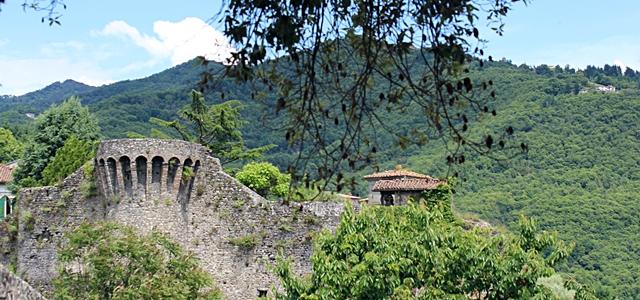 Fortezza del Leone - Castiglione Garfagnana