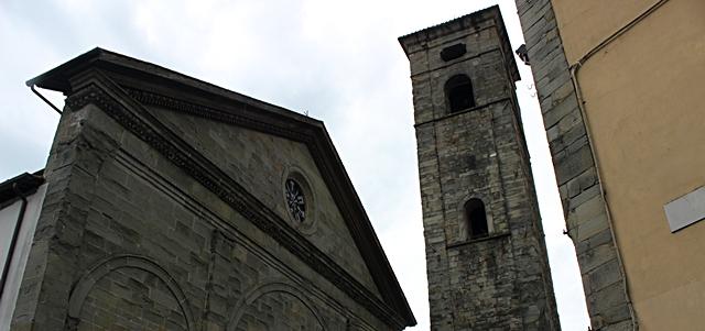 Duomo di San Piedro - Castelnuovo Garfagnana