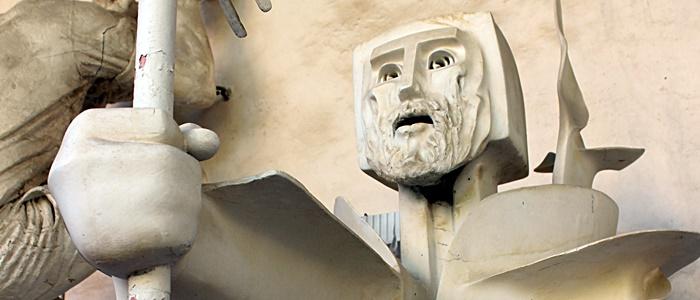 Pietrasanta - Museo dei Bozzetti