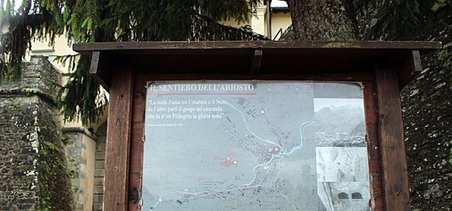 Sentiero di Ariosto