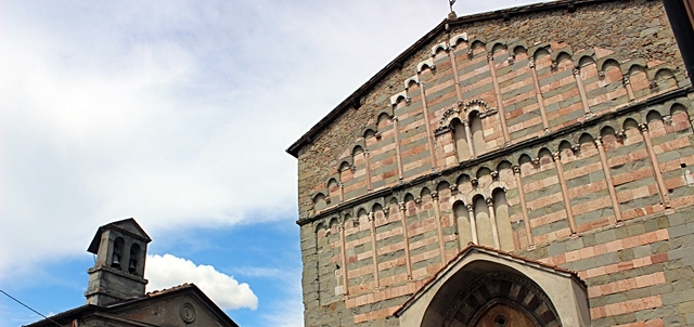 Chiesa di San Michele - Castiglione Garfagnana