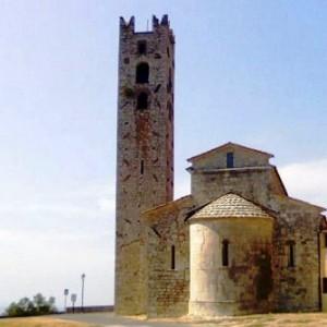 chiesa di Pieve a Elici