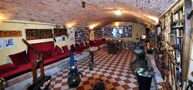 montecarlo Enoteca lavagna museo del vino