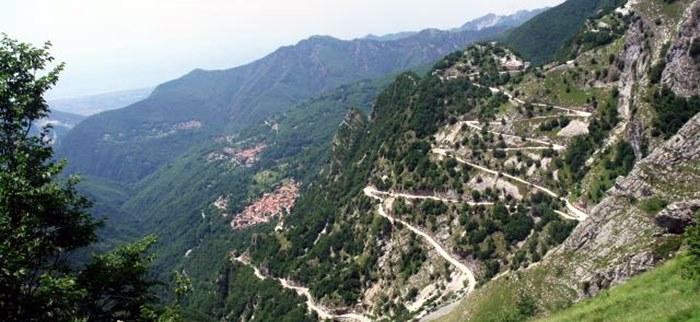 Passo Alpino - Stazzema