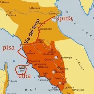 via etrusca del ferro