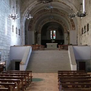 abbazia interiore