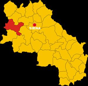 casole d'elsa map