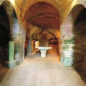 catacomba santa mustiola