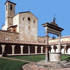 Certosa di San Pietro - Castelnuovo Berardenga