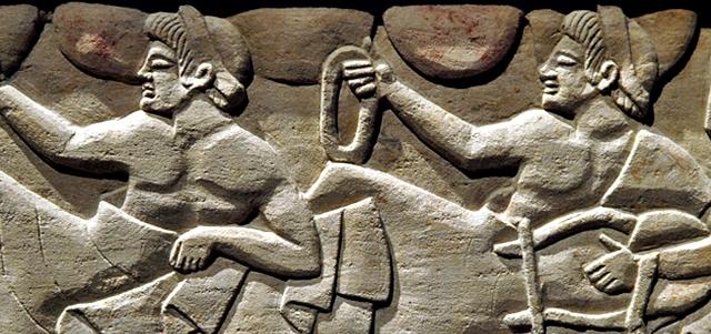 chiusi - sarcofago
