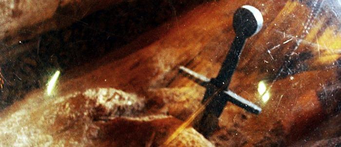 Spada nella roccia  di San Galgano - Eremo di Montesiepi