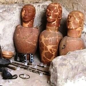 necropole di Tolle