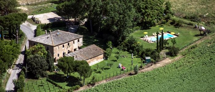 San Fabiano agriturismo - Monteroni d'Arbia - Siena
