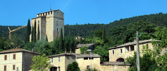Grand Tour di Val di Merse - Borgo di Stigliano
