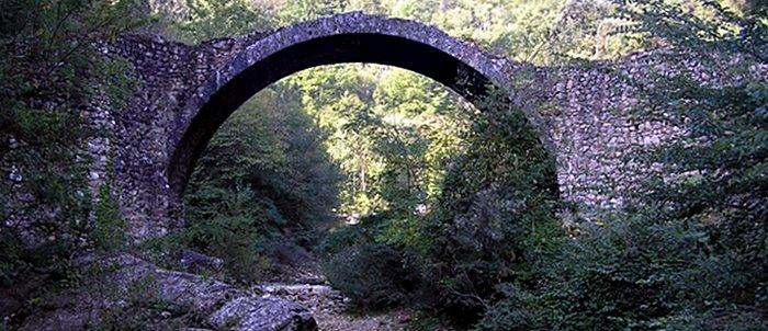 Ponte della Pia - Sovicille