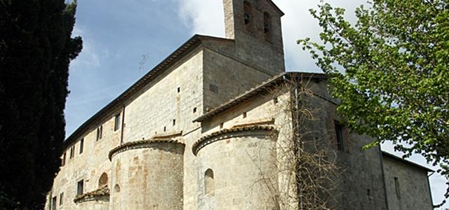 Sarteano - Abbazia Spineta
