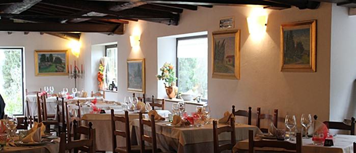 San Gimignano - Ristorante casalchino