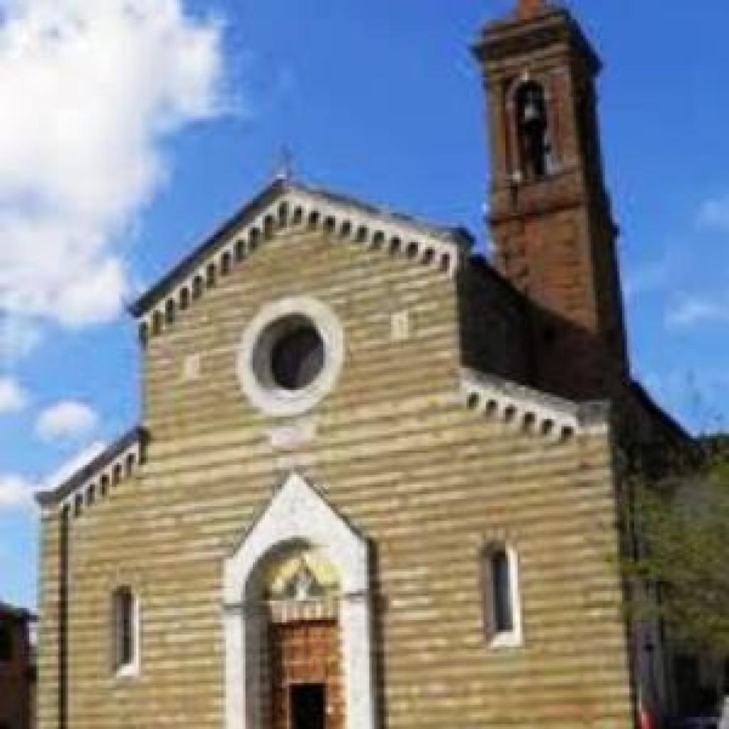 Chiesa di Sant'Agnese - Montepulciano