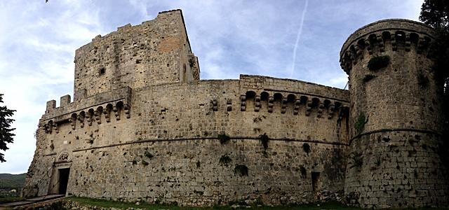 fortezza Sarteano