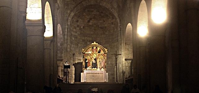 Monteriggioni - Abbadia a isola
